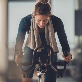 Faire du vélo booste le système immunitaire et permet de tomber malade moins souvent