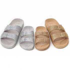 Finies les odeurs : ces sandales sont parfumées au bubble-gum et lavables en machine !