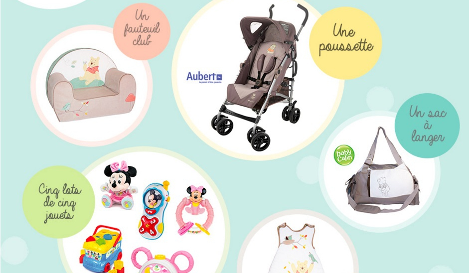 Baby Busy Sac Girls Gagner 1 Et À 6 Jouets De Aubert Lots Poussette So Disney Langer q6aPH